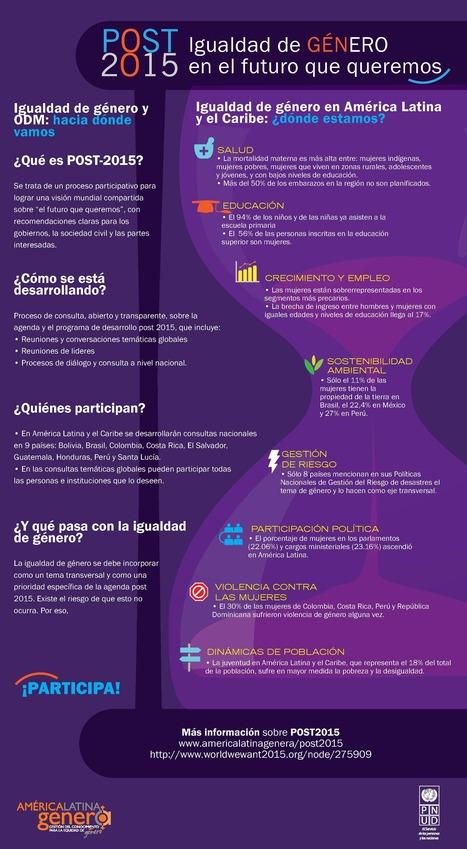 Preguntas entorno al Post2015 - Infografía | Imágenes y una vida | Scoop.it