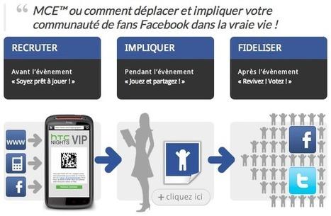 Vincent Herman, CEO de Nexence nous présente My Check Experience | Le Social Check-in Evénementiel | Scoop.it