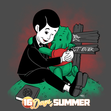 ShirtPunch: Limited Edition T-Shirt Designs & Pop Culture Tees | And Geek for All | Scoop.it