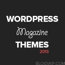 Best Wordpress Magazine Themes For 2013 | Best Wordpress Magazine Themes | Scoop.it