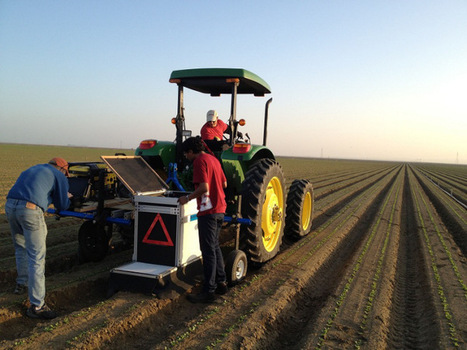 Blue River and its farm robots harvest another $10M - GigaOM | Internet of things | Scoop.it