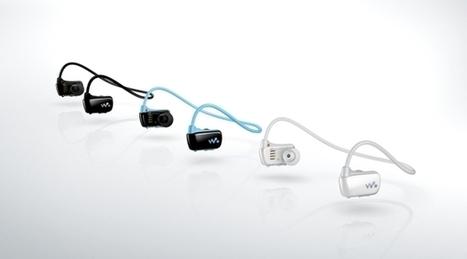 [TEST] Écouteurs MP3 Sony NWZ-W273 | Le MP3 sport 100% étanche | WebZeen | Tests | WebZeen | Scoop.it