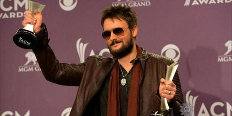 Eric Church: Country music's outsider | Eric Church | Scoop.it