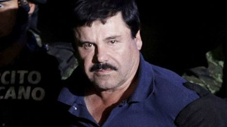 El Chapo: Mexico judge halts extradition to US - BBC News   Archaeology, Culture, Religion and Spirituality   Scoop.it