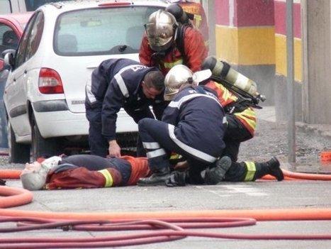 Marseille | Trois marins-pompiers blessés dont un grièvement dans un feu d'habitation - AllôLesPompiers | Les Sapeurs-Pompiers ! | Scoop.it