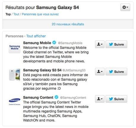 Twitter vous permet désormais d'accéder aux recherches récentes | Geeks | Scoop.it