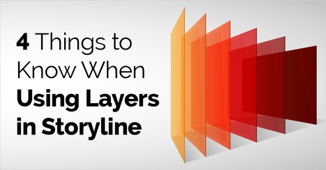 4 Things to Know When Using Layers in Storyline - eLearning Brothers | eLearning Tips | Scoop.it