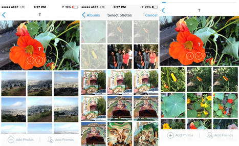 Bundle Photo App Lands on iOS and Android - The Next Web | Edtech PK-12 | Scoop.it