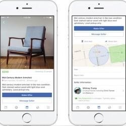 Facebook compte ouvrir un espace petites annonces - Le Monde Informatique | Pep'up convergence | Scoop.it