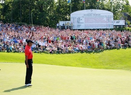 Golf:Tiger Woods remporte son 73e titre sur le circuit PGA - Libération | Golf News by Mygolfexpert.com | Scoop.it