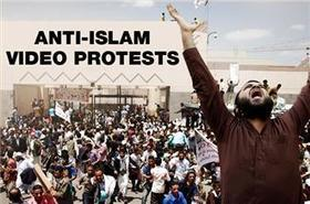 Fresh protests held over anti-Islam video | Unit 3 (Cultural Geography) | Scoop.it