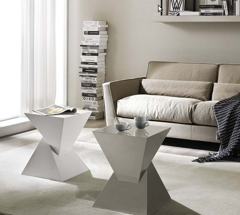 Get coffee table design for modern living room | Designinggal | interior design inspirations | Scoop.it