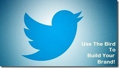 Branding With Twitter: 11 Steps To Building Your Brand On Twitter | Social Media Useful Info | Scoop.it