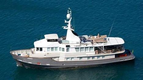Lovely converted tug for sale. | Boat Industry & Economics | Scoop.it