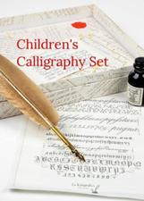 Children's Calligraphy Set   calligraphy   Scoop.it