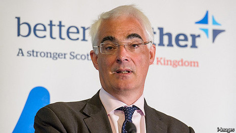 In defence of Darling | Unionist Shenanigans | Scoop.it