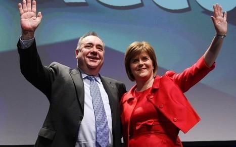 Nicola Sturgeon: 'Win over women and we'll win the referendum' - Telegraph | Referendum 2014 | Scoop.it