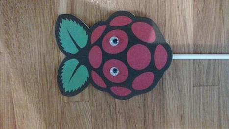 Tweet from @asbradbury | Raspberry Pi | Scoop.it