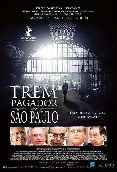 Trem Pagador Para São Paulo: Depoimentos ligam José Serra ao propinoduto tucano   Advertise on Brazil   Scoop.it