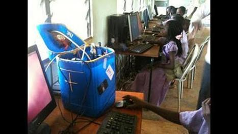 Jerrycan computers for African villagers | Jerry, Do It Together | Scoop.it