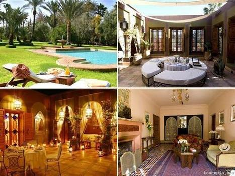 Dar Ayniwen among the 10 best Luxury Hotels in Morocco ( Touropia ) | Arts & luxury in Marrakech | Scoop.it