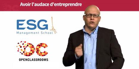En septembre, un MOOC pour oser entreprendre... (source : Mooc Francophone) | mooc | Scoop.it