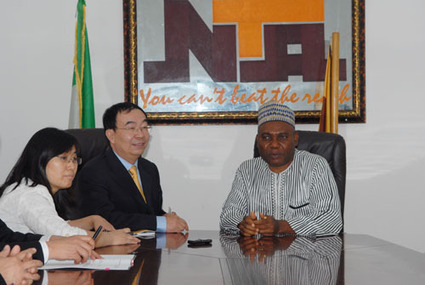China provides free TV programs to Nigeria - People's Daily Online | China | Scoop.it