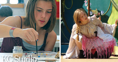 Fine Arts Camps: Promoting Fun and Skill Building Through Art | KC Studio | Summer Art Camp at SketchandSip | Scoop.it