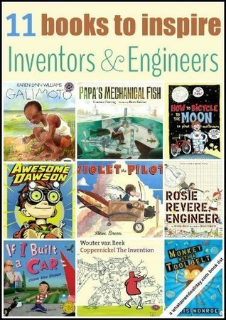 Picture Books for Kids Who Like to Tinker and Invent | School Library Advocacy | Scoop.it