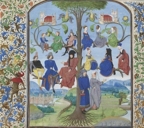 Quand les Gallicanautes bloguent leur généalogie | Théo, Zoé, Léo et les autres... | Scoop.it