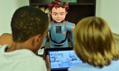 How robots are helping children with autism - The Guardian | Robots in Higher Education | Scoop.it