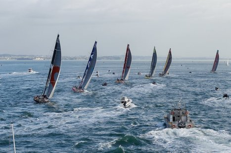 Volvo Ocean Race – Étape 5 – Auckland à Itajaí (VIDEO) | Nautisme | Scoop.it
