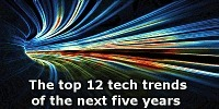 The top 12 tech trends of the next five years | Exploring Change Through Ongoing Discussions | Scoop.it
