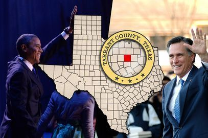 Tarrant County May Point to Texas' Political Future, by Aman Batheja   AP Government & Politics   Scoop.it