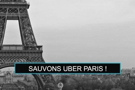 Aidez-nous à sauver Uber Paris ! | c'est PAS CONcept | Scoop.it