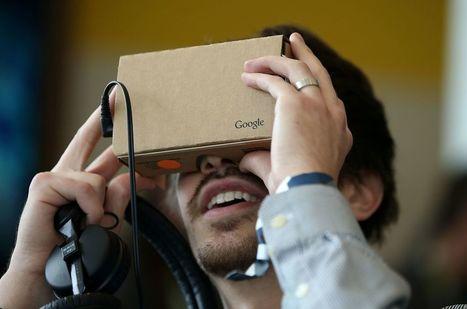 Google Brings VR to the iPhone   Innovation + Leaders   Scoop.it