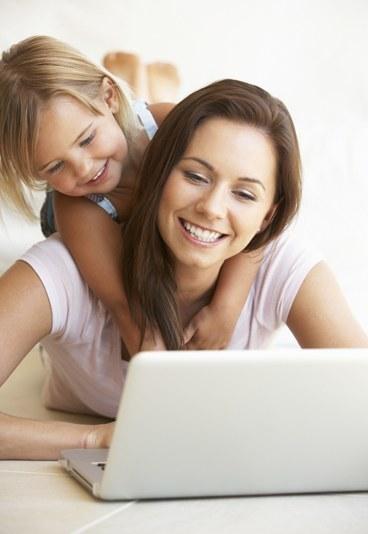 Mamme blogger: spopola il fenomeno delle mamme sul web - alfemminile.com | Crea con le tue mani un lavoro online | Scoop.it