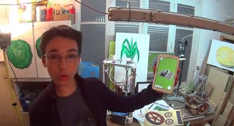 Un Français en finale de la Google Science Fair ! | Une nouvelle civilisation de Robots | Scoop.it