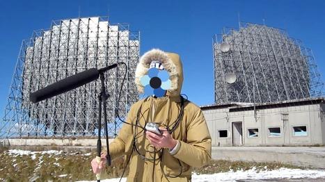 Davide Tidoni experiments with sound-space | DESARTSONNANTS - CRÉATION SONORE ET ENVIRONNEMENT - ENVIRONMENTAL SOUND ART - PAYSAGES ET ECOLOGIE SONORE | Scoop.it