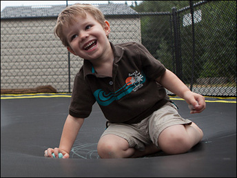 Trampolines helping people with autism reach new heights | Outdoor Play Equipment Australia | Scoop.it