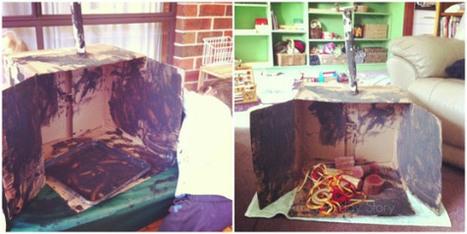 Reggio at Home: Finding their own answers | An Everyday Story | Inspiración en Educación | Scoop.it
