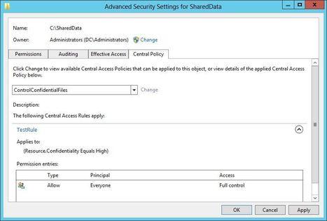 Windows Server 2012 Active Directory Security Changes | IT Security | Scoop.it