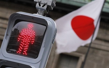 Japan's recession deepens as election looms for Shinzo Abe - Telegraph | Summer Term 2015 | Scoop.it