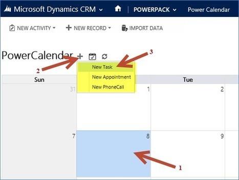 Introducing PowerCalendar - Microsoft Dynamics CRM Community   Microsoft Dynamics CRM   Scoop.it