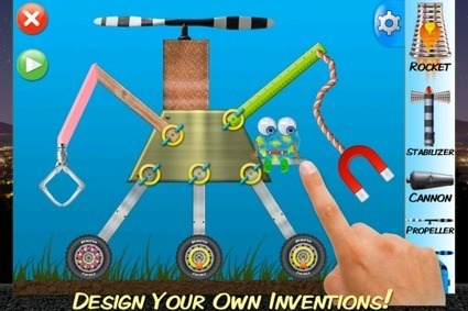 Monster Physics | mrpbps iDevices | Scoop.it