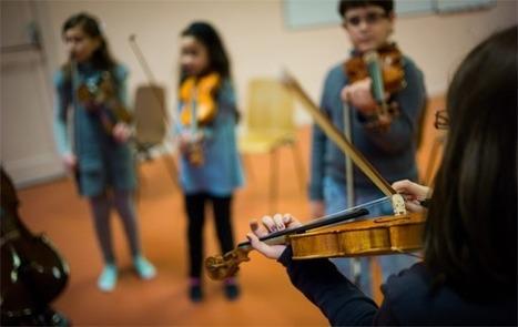 Les méthodes alternatives d'apprentissage de la musique - France Musique | Pédagogie-s | Scoop.it