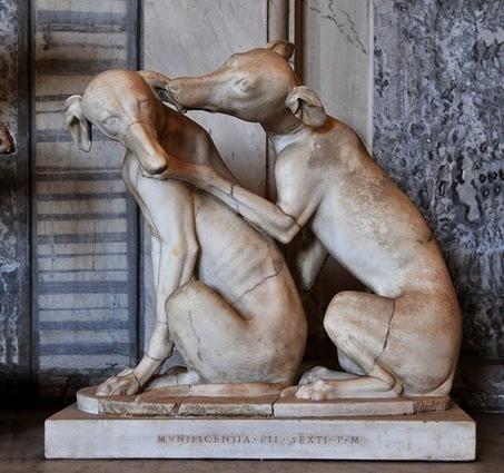 El galgo en la Roma antigua. | LVDVS CHIRONIS 3.0 | Scoop.it