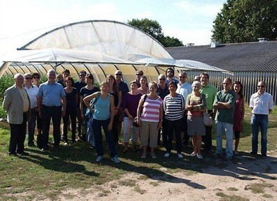 Des Québécois visitent le chantier d'insertion Rebom (Maraichage Bio) à  Sarzeau - 26/09/2013 | ESS et innovation sociale en Bretagne et ailleurs | Scoop.it