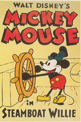 The Disney Cartoon That Introduced Mickey Mouse & Animation with Sound (1928) | A Cultural History of Advertising | Scoop.it