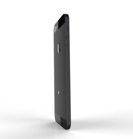 Cool iPhone 6 and iPod shuffle concept designs | Techagram-technology-news | Scoop.it